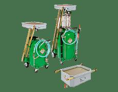 Маслораздаточное и маслосборное оборудование