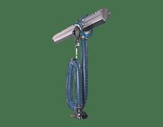 Оборудование для вытяжки отработанных газов