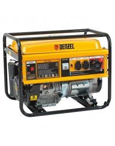 Генератор (электростанция) бензиновый Denzel GE 7900