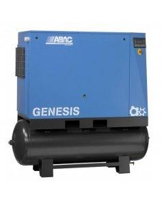 Винтовой компрессор серии ABAC GENESIS 18.510-500 с осушителем