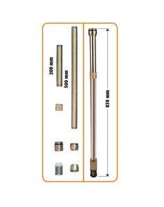Комплект трубок и аксессуаров для увеличения длины всасывающей трубы APAC 1772EXT