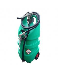 Мобильная АЗС бензиновая с ручным роторным насосом, 110 литров Emiliana Serbatoi EMILCADDY110B1M
