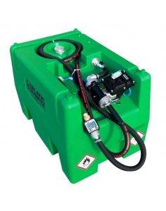 Мини АЗС бензиновая с электрическим насосом 12В, 220 л Emiliana Serbatoi Carrytank 220