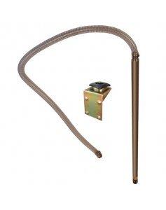 Комплект для настенного крепления насоса с бочковым адаптером, заборным шлангом и всасывающей трубкой APAC 1774.2