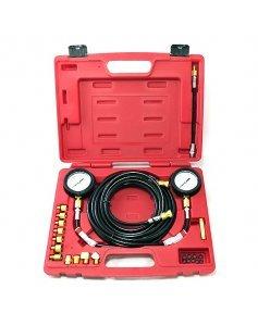 2 манометра для измерения давления масла, 0-7 и 0-35 бар, с комплектом адаптеров Мастак 120-20023C