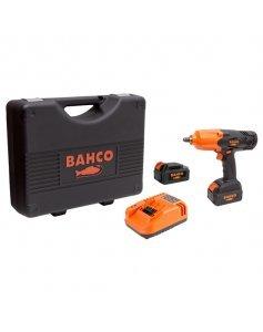 Гайковерт ударный аккумуляторный, квадрат 1/2 дюйма, 590 Нм, 18 В, комплект, BAHCO BCL33IW1K1