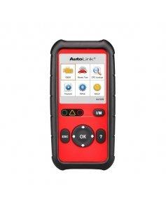 Сканер автомобильный диагностический Autel AutoLink AL529