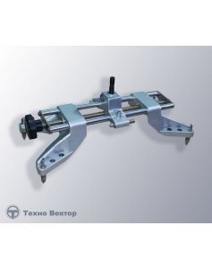 Колесный адаптер 06 (с осью, 24 дюйма) для стендов развал схождение Техно Вектор 4.0182