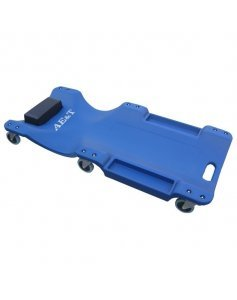 Лежак подкатной 6-ти колесный, пластиковый, AE&T TP-40-1