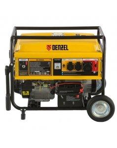 Генератор (электростанция) бензиновый Denzel GE 6900E