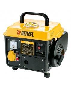 Генератор (электростанция) бензиновый Denzel DB950
