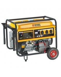 Генератор (электростанция) бензиновый Denzel GE 7900E
