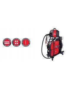Cварочный инвертор полуавтомат  + DRIVE INMIG DW + горелка FB 500 3м + блок охлаждения + тележка FUBAG INMIG 500T DW