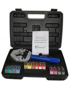 КРИМПЕР BC-CRM-500-Premium ручной c гидравлической ручкой BC-CRM-500-Premium