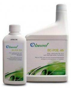 масло синтетическое для заправки кондиционеров 1л bc-poe 100