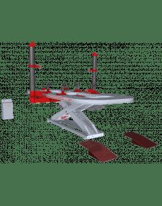 Cтапель платформенный с ножничным подъемником SIVER (СИВЕР) ЕL-210