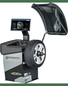 Балансировочный станок с ЖК-экраном, авто вводом 3-х параметров, лазером и сонаром, MT ZERO 6 Touch AWL