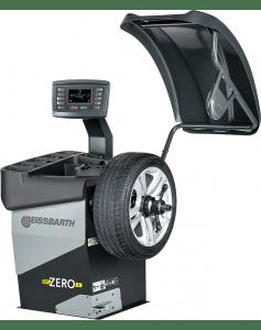Балансировочный станок с ЖК-экраном, авто вводом 3-х параметров, лазером и сонаром, MT ZERO 6 LCD AWL