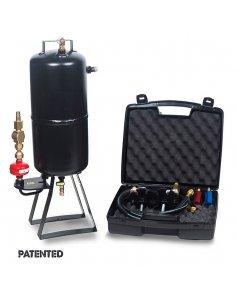 Набор для промывки систем кондиционирования (R134a) Ecotechnics AEK102-N14-5