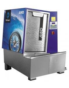 Автоматическая установка для мойки колес без нагрева воды ТОРНАДО AWD