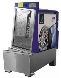 Автоматическая установка для мойки колес без нагрева воды ТОРНАДО AWD BASE