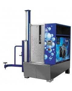 Автоматическая установка для мойки колес без нагрева воды ТОРНАДО TRUCK