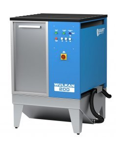 Автоматическая установка для мойки колес гранулами KART WULKAN 200