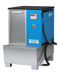 Автоматическая установка для мойки колес гранулами KART WULKAN 300H