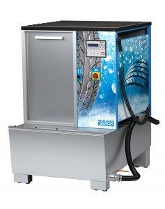 Автоматическая установка для мойки колес гранулами KART WULKAN 360HP
