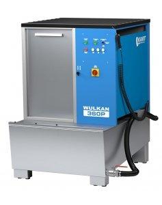 Автоматическая установка для мойки колес гранулами KART WULKAN 360P