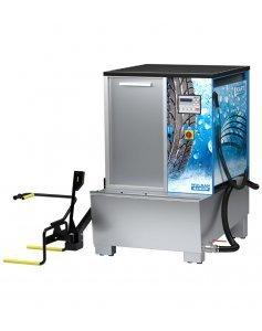 Автоматическая установка для мойки колес гранулами KART WULKAN 4x4HP